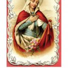 St Elizabeth of Hungary Prayer Card PC#382