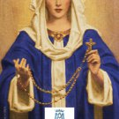 Keep Calm and Pray Hail Mary Prayer Card PC#450