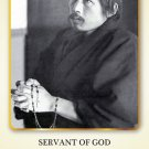 "Servant of God - ""Paul"" Takashi Nagai Prayer Card PC#494"