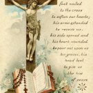 The Bible Alone? Evangelization Holy Card CEC-1001
