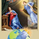 Commemorative Holy Card for the Year of Consecrated Life 2015 #502