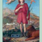 ST. JUSTIN MARTYR PRAYER CARD PC#60
