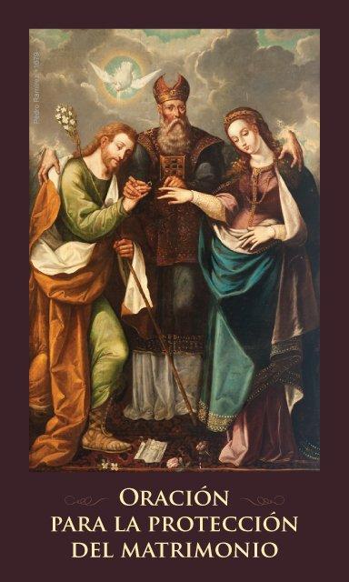 *SPANISH* Prayer to Defend Marriage PC#520