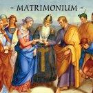 Matrimonium Prayer Card PC#555