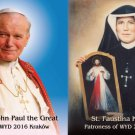 World Youth Day 2016 Prayer Card PC#601