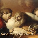 St. Joseph Prayer for a Peaceful Death Holy Card PC#439