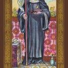 St. Walburga Prayer Card PC#610