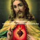Our Father Prayer Card PC#390