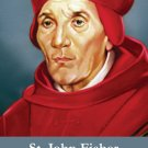 St. John Fisher Prayer Card PC#411
