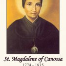 St. Magdalene of Canossa PC#452