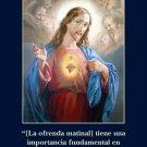 *SPANISH* Morning Offering Prayer Card PC#462