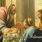 Presentation Prayer Card - Canticle of Simeon PC#469