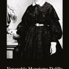 Venerable Henriette Delille Prayer Card PC#620