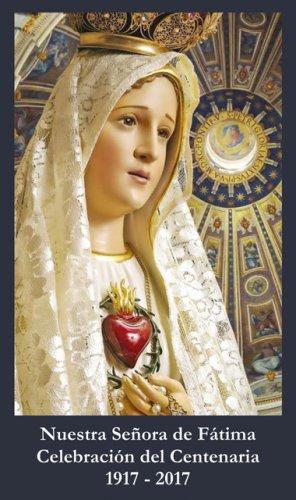 Fatima Centennial Commemorative Collector Series Prayer Card***SPANISH***PC-625