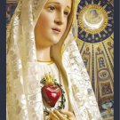 Fatima Centennial Commemorative Collector Series Prayer Card PC#602