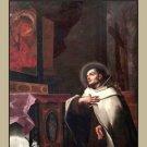 ST JOHN OF THE CROSS PRAYER CARD #53