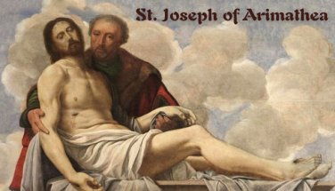 St. Joseph of Arimathea Prayer Card PC#630