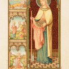 St. Germaine Prayer Card PC#648