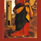 St. Barbara Prayer Card PC#650