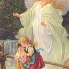 Guardian Angel Prayer Card PC#653