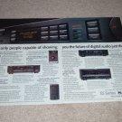 Sony ES Ad,1987,TA-N77es Amp,77esd pre,705esd CD