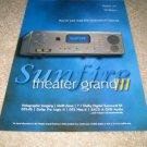 Sunfire Theater Grand III Ad from 2002 Bob Carver 3
