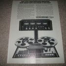 Dokorder 1140 Open Reel Deck Ad from 1977,nice!