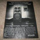 Polk SDA-1 Ad from 1984 mint