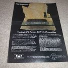 Krell KRC Preamp Ad from 1991, Nice!