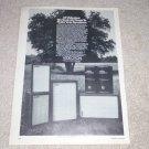 Videoton Speaker Ad, 1977, 1 pg, D-132a,DP-202, D-93