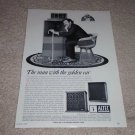 Altec Voice of the Theater Ad,1967,RARE,specs,A-7 RARE!