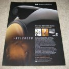 B&W 800 Series Ad from 2002, mint, Rare!