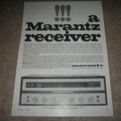 Marantz Model 18 Solid State Receiver Ad from 1968