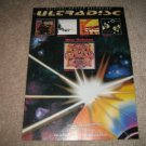 MFSL Ad from 1992, ULTRADISC,Orbison, Clapton,S Wonder