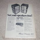 Phase Linear 400 Amplifier Ad,1974,Article, specs,Nice!