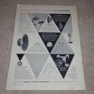 JBL Ad,1958,Raw Drivers,175dlh,075 tweet,d130,d123 woof