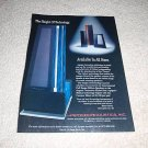 Apogee Acoustics Grand, Centaurus, Ad from 1992, Nice!