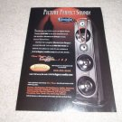 Legacy EMPIRE Speaker Ad from 1999, very RARE,amazing!