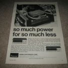 Sansui 661 and 771 Receiver AD from 1974,Rare!