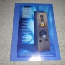 Legacy Speaker, Classic Ad from 1996,RARE!
