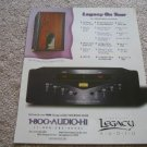 Legacy Audio Ad from 1997