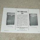 """Klipsch Klipschorn Ad, 1964, Article, 6""""x10"""""""