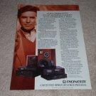 Pioneer Elite Ad,A-88x,CT-A9x,F-99x,PD-9010x, 1st one!