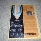 Shure V15 4,3, M97HE,LT,M95HE Cartridge Ad 1981 HE Fam