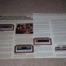 Marantz 2 pg Ad,1975,510m Amp,150 Tuner,3800 Pre,Specs