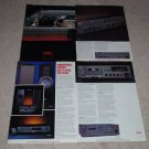 8 pg NAD Brochure,2155,1155,1130,7140,7130,4130,2200