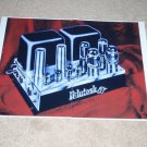 McIntosh MC-60 Tube Amp Ad Poster, 2 pgs, Rare, 1956
