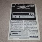 Scott 312 Tube Tuner, 350-D, Article, Specs, 1964