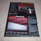 Sonic Frontiers Phono Stage, Pre 1P,Phono 1, Anthem