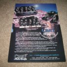 CARY Triodes Tube Amps Ad from 1994,300se,300-sse,300b